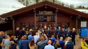Vail Wedding Ceremony