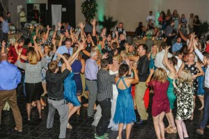 Denver Wedding DJ - Packed Dance Floor